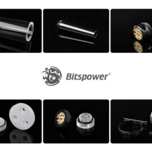 Bitspower Z-Multi 150 (Limited White POM Edition) - Reservoir