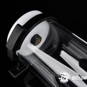 Bitspower Z-Multi 250 (Limited White POM Edition) - Reservoir