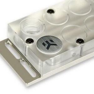 EK Nickel - Dominator X4 -Nickel CSQ Ram Block