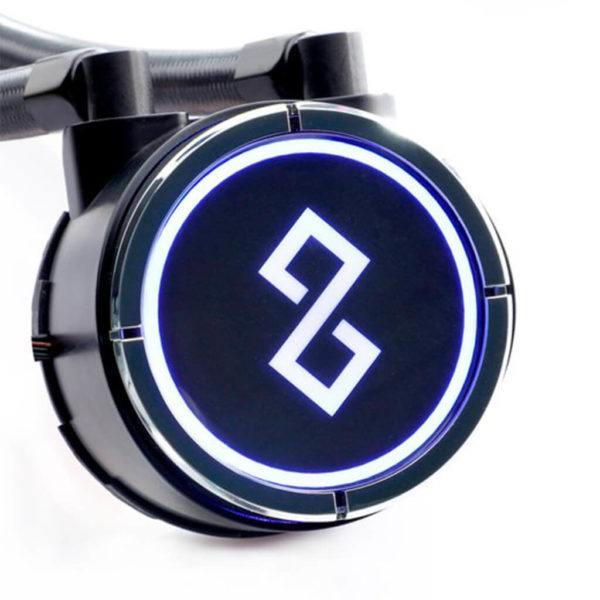Infinity Dark Wizard Addressable RGB 240mm Liquid CPU Cooler - Original Edition