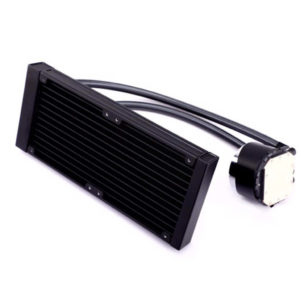 Infinity Dark Wizard Addressable RGB 240mm Liquid CPU Cooler - Original Edition