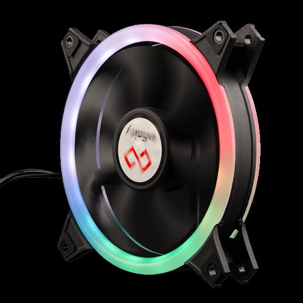 Infinity Spectrum - 5X Dual-Side RGB Fan Set
