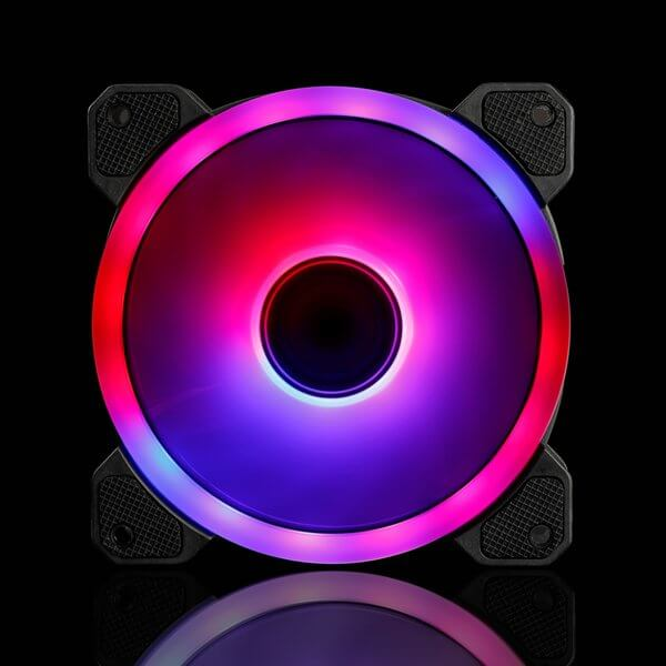 Infinity Spectrum Pro V2 - 3x Addressable RGB Led Control Fan