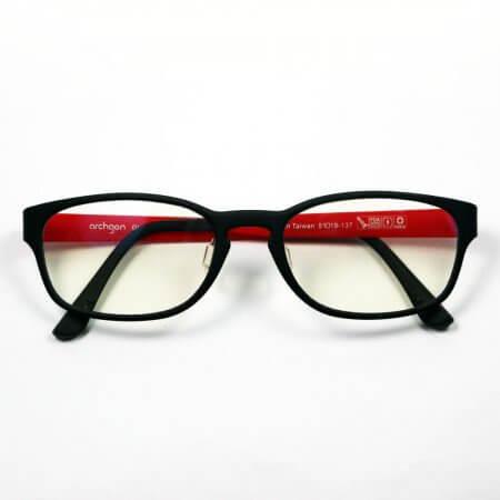 Kính gaming thời trang bảo vệ mắt Archgon GL - B122 - R Miami Heat - Red