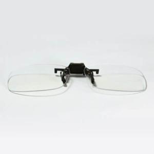 Kính gaming thời trang bảo vệ mắt Archgon GL - B201 - T Clip-On - Transparent