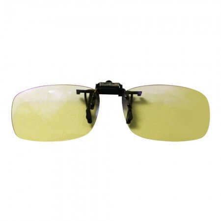 Kính gaming thời trang bảo vệ mắt Archgon GL - B201-Y Clip-On - Yellow