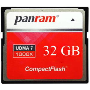 Panram Compact Flash ( CF ) UMDA 7-1000X 32GB