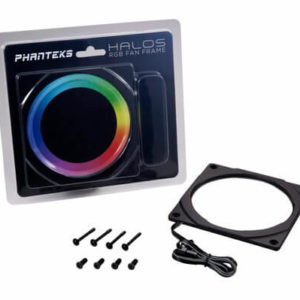 Phanteks Halos RGB Fan Frames 120mm