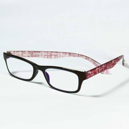 Kính gaming thời trang bảo vệ mắt Archgon GL - B101 - R New York Metropolis - Red