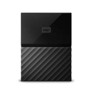 "Western Digital My Passport Portable Storage 2.5"" Black 1TB USB 3.0"