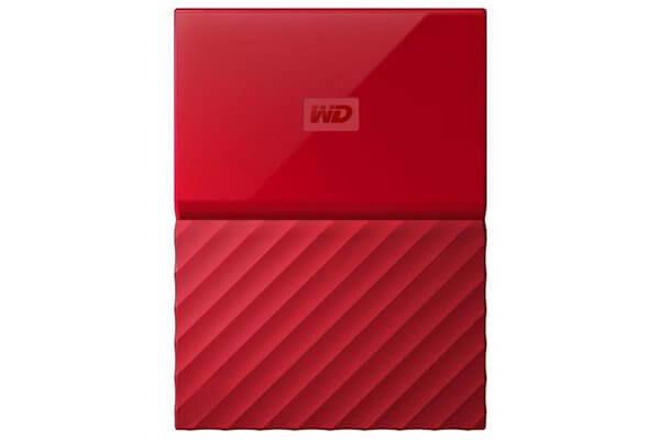 "Western Digital My Passport Portable Storage 2.5"" Red 1TB USB 3.0"
