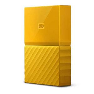 Western Digital My Passport Portable Storage 2.5