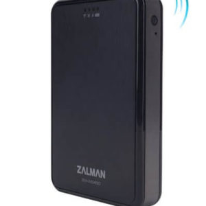 Zalman WE450 - Mobile Wireless HDD & Power Bank WIFI HDD CASE