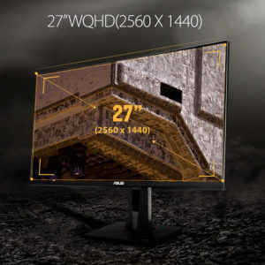Asus Tuf Gaming Vg27aq 27″ Ips 2k 165hz H6