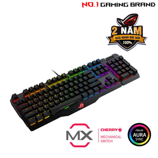 Asus ROG Claymore Cherry MX Red Switch Mechanical Keyboard