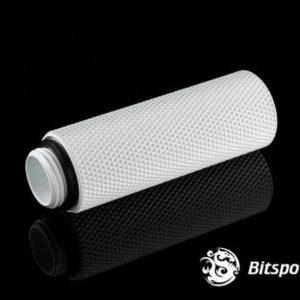 Bitspower G1,4'' Deluxe White Ig1,4'' Extender 50mm