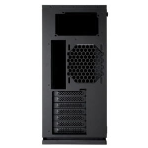 In-Win 301 Black - Full Side Tempered Glass Mid-Tower Case