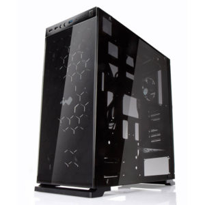 In Win 805 – Aluminium Tempered Glass Gaming Case H1