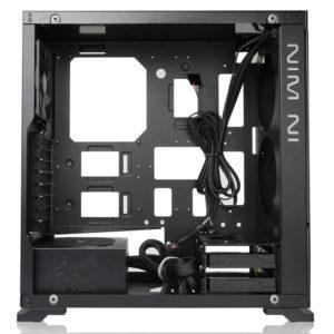 In Win 805 – Aluminium Tempered Glass Gaming Case H10