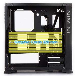 In Win 805 – Aluminium Tempered Glass Gaming Case H5