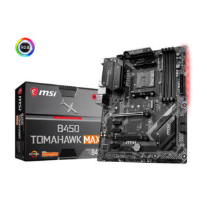 Msi B450 Tomahawk Max – Socket Am4 H1