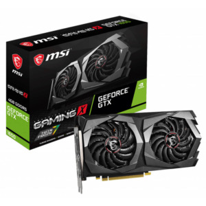 Msi Geforce® Gtx 1650 Gaming X 4g H1