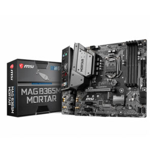 Msi Mag B365m Mortar – Socket 1151v2 Coffee Lake H1