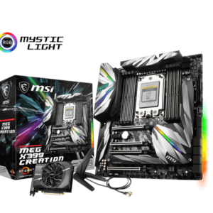 Msi Meg X399 Creation Socket Tr4