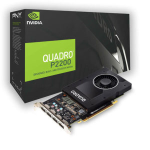 Nvidia Quadro P2200 5gb Gdr5x Workstation Video Card H1