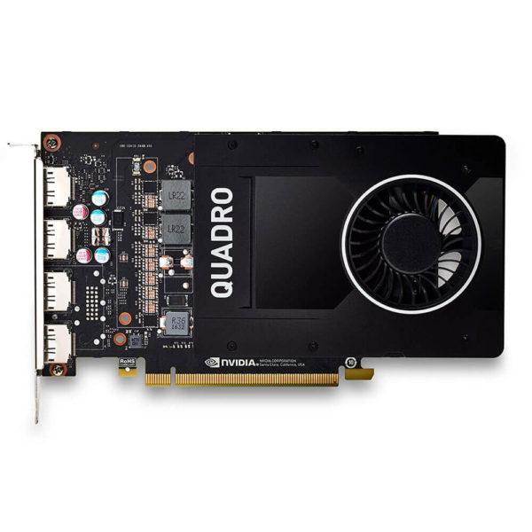 Nvidia Quadro P2200 5gb Gdr5x Workstation Video Card H2