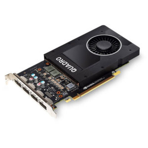 Nvidia Quadro P2200 5gb Gdr5x Workstation Video Card H4