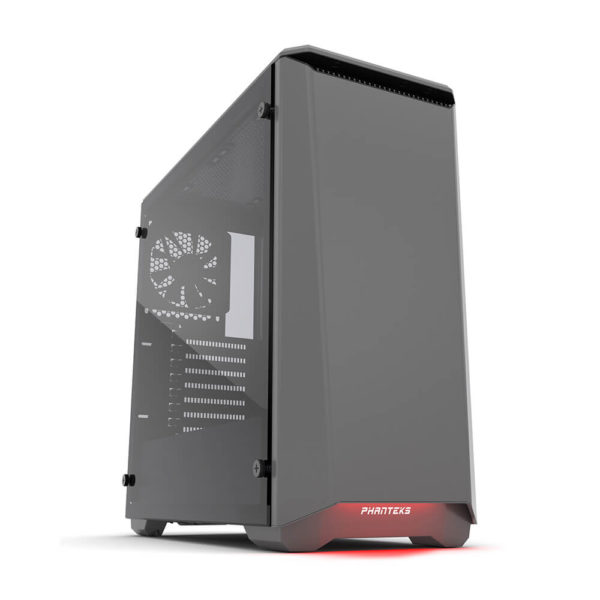 Phanteks Eclipse P400 Anthracite Grey Tempered Glass H1