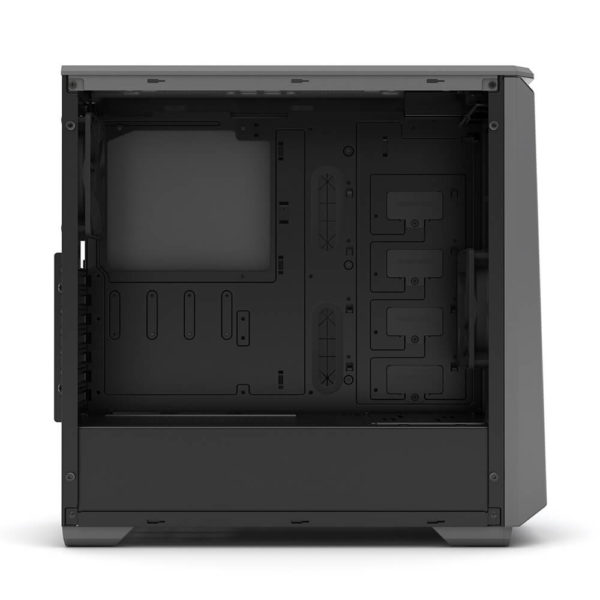 Phanteks Eclipse P400 Anthracite Grey Tempered Glass H4