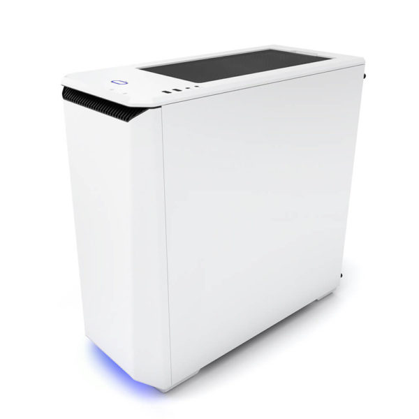 Phanteks Eclipse P400 White Tempered Glass H3