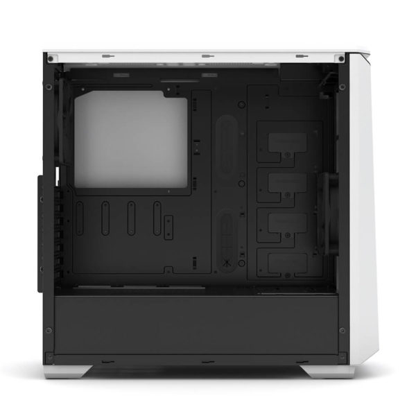 Phanteks Eclipse P400 White Tempered Glass H4