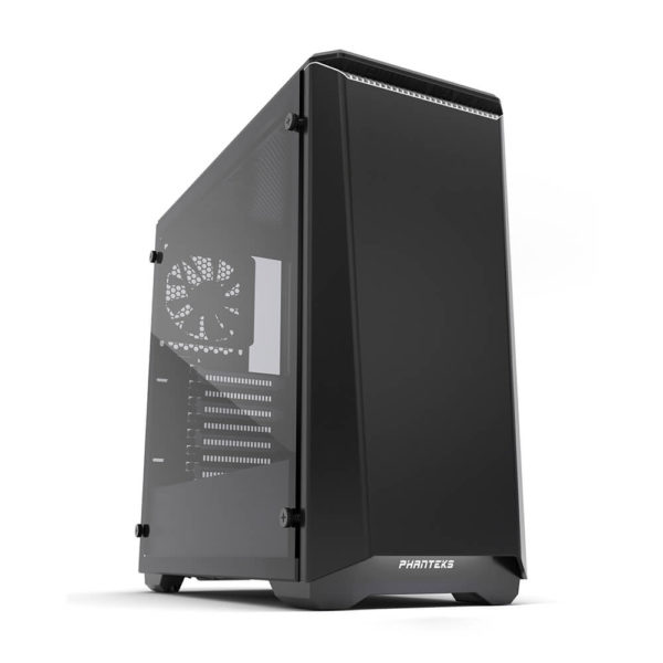 Phanteks Eclipse P400s Silent Edition Black:white Tempered Glass H1