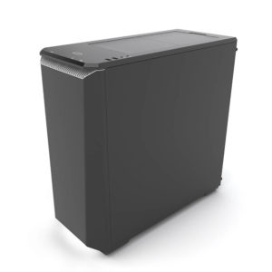 Phanteks Eclipse P400s Silent Edition Black:white Tempered Glass H3