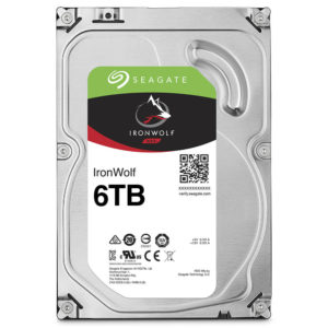 Seagate Ironwolf 6tb Hdd