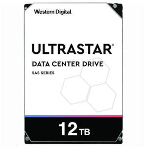 Wd Ultrastar Dc 12tb Hdd