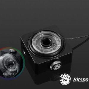 Bitspower DDC TOP Reservoir Adaptor Digital RGB