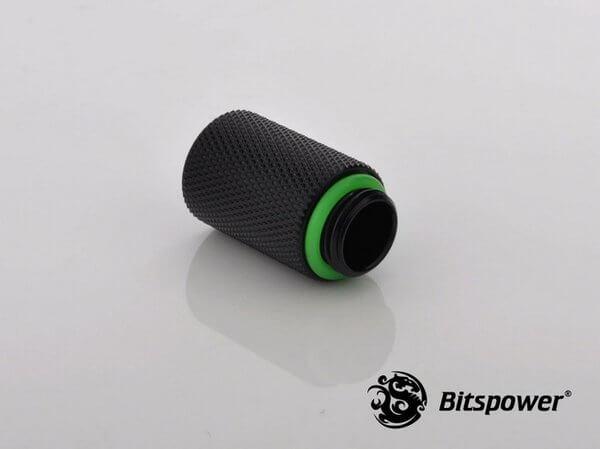 Bitspower G1/4'' Matt Black IG1/4'' Extender-25MM