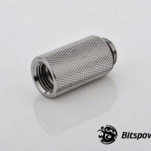 Bitspower G1/4'' Silver Shining IG1/4'' Extender-30MM