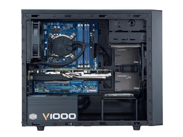 Cooler Master N200 - Case