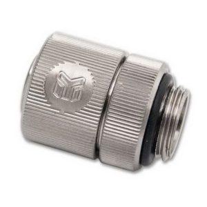 EK-CSQ 13/10 G1/4 Silver Compression Fitting