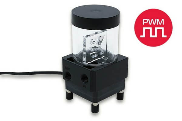 EK-XRES 100 SPC-60 MX PWM (Incl. Pump) - Pump