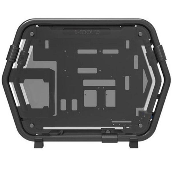 ID Cooling Stream 1 - Frame Tubing Aluminium Premium ITX Case