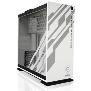 In-Win 303 MSI - Full Side Tempered Glass Mid-Tower Case