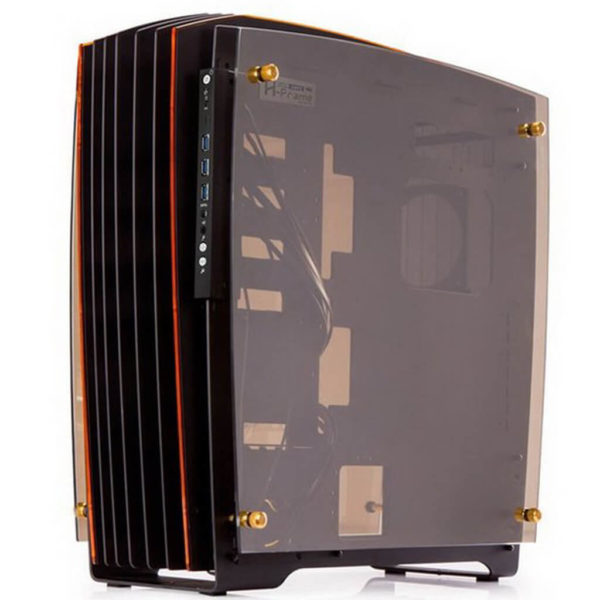 In-Win H-Frame Black Gold 2.0 + SII-1065W - 30th Anniversary Premium Signature Combo