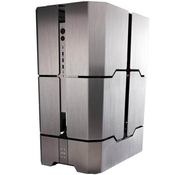 In-Win Signature Motorized Transformer H-Tower RGB - E-ATX Aluminium Limited Edition Full Tower Case