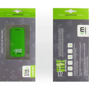 Mushkin ReVIVE® — 4400mAh Power Bank